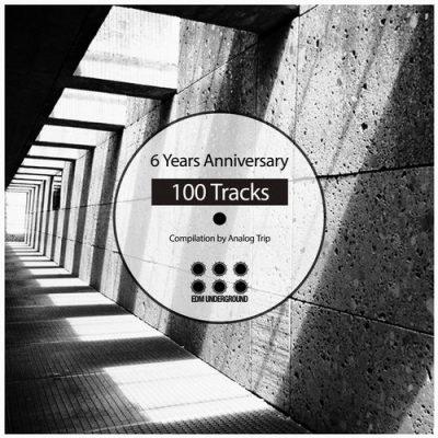 6 Years Anniversary EDM UNDERGROUND 100 tracks Download